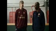 Арсенал-Благотворителна Тренировка
