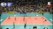 Световна лига: България 1:3 Аржентина 05.07.2015