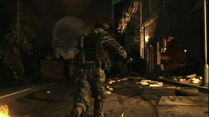 Infinity Ward Modern Warfare 2