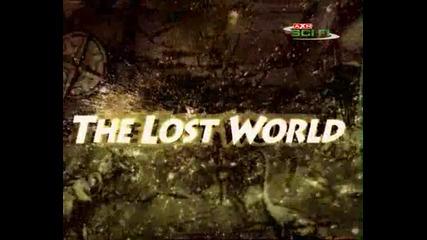Изгубеният свят - сезон 3 - премиера по Axn Sci-fi - българско аудио