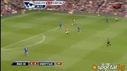 Манчестър Юнайтед - Евертън 4:4