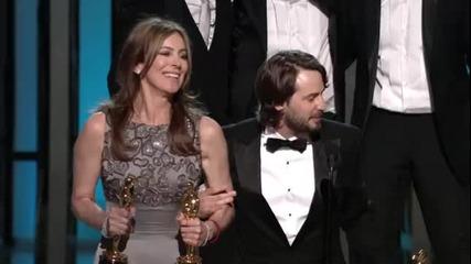 Оскари 2010 - Филм - Войната Е Опиат На Катрин Бигълоу