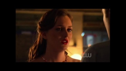 Gossip girl-blair & Chuk- 4x02 (суб)