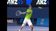 Australian Open 2012 Rafael Nadal - Tomas Berdych