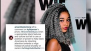 Kylie Jenner Blasted by Hunger Games' Amandla Stenberg Over Cornrows Pic