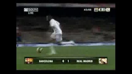Barcelona 0 - 1 Real Madrid [highlights]