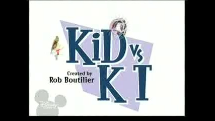 Kid vs Kat Бг Аудио