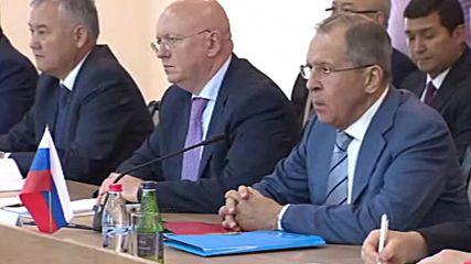 Armenia: Lavrov attends CSTO meeting in Yeveran