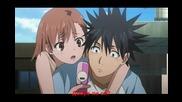 Toaru Majutsu no Index - 15 bg sub