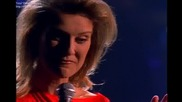 Celine Dion - Because You Loved Me (live)(добро качество)