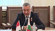 Валери Симеонов получи награда от българската общност в Унгария
