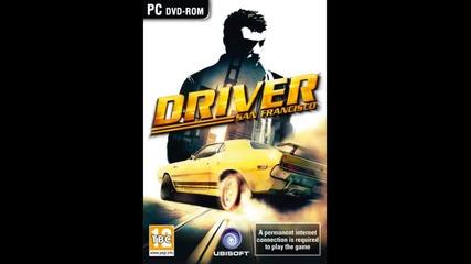 Driver San Francisco Soundtrack - Sugarman Three - Funky So And So
