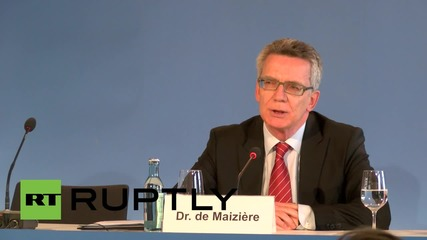 Germany: Berlin calls for restrictions on German-bound migrants