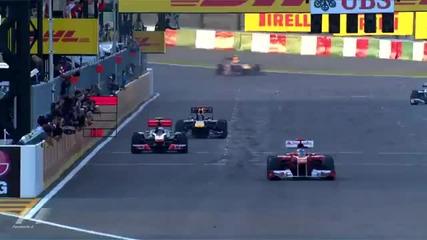 Formula 1 - 2011 подбрани моменти