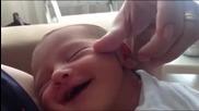 Щастието на едно бебе