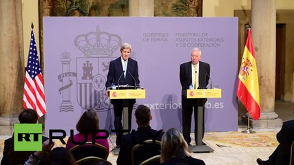 Spain: Kerry signs new deal on Palomares nuclear clean-up plan