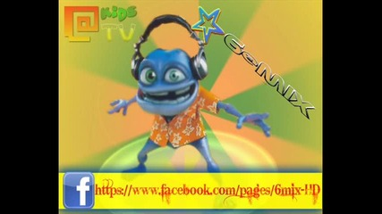 Crazy Frog - Crazy Mix Cd Rip {6@mix} 2012