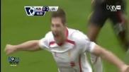 Man Unaited vs Liverpool 0:3