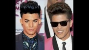 П Р Е В О Д Adam Lambert Bruno Mars - Never Close Our Eyes