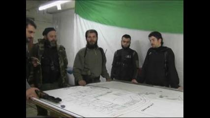 Опозицията в Сирия е превзела ключов район в Дамаск