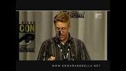 Twilight:dvd Featurette - Comic - Con Mania