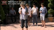One Direction пеят Torn
