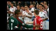 Gerrard And Liverpool Vs Milan (pics)
