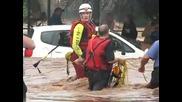 Ужасни наводнения в Австралия