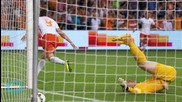 Holland 3-4 USA Soccer Match