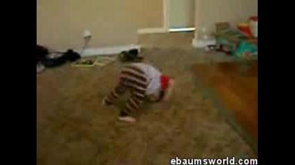 Бебе Танцува Брейк Танци