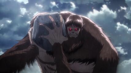 Attack on Titan Season 4 Episode 2 Bg Subs Върховно Качество