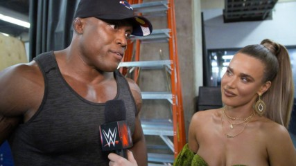 Lashley ready for historic WWE Super ShowDown: WWE.com Exclusive, Feb. 24, 2020