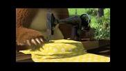 Маша и Мечока - Голямото пране еп.18