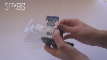 Безжична микро клавиатура от Spy.bg