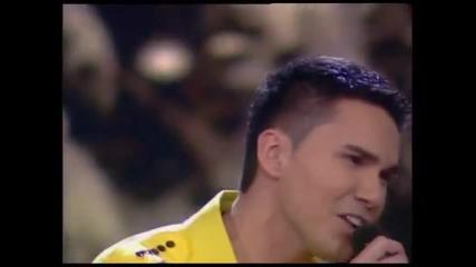 Nikola Bokun - Daleko negde (Zvezde Granda 2011_2012 - Emisija 18 - 04.02.2012)