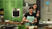Брускети с домашно прясно сирене - Бон Апети (30.03.2018)