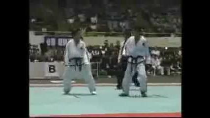 Taekwondo Itf world champion Hwang Su Il Highlight