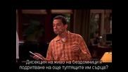 Двама Мъже И Половина Сезон 3 еп.06 + Бг субтитри