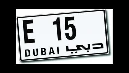 Коли и арабска музика от Дубай