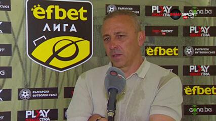 Илиан Илиев: В такива мачове трябва да имаш и късмет