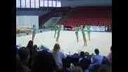 Ансамбал по естетическа гимнастика в г. София