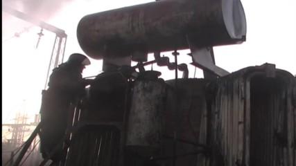 Ukraine: 41 miners trapped after Krasnopolye electrical substation shelling