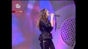 Ексклузивно!!нора изумява с гласови данни в песента Лъжа е на Преслава music idol 2 - 31.03.08 Hq