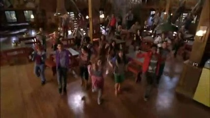 Camp Rock casts - Cant Back Down Officia Camp Rock 2 Video
