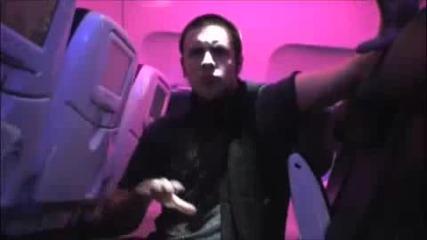 Virgin Flights - Пародия На Flashing Lights