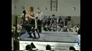 Cm Punk vs. Classic Colt Cabana 12 29 2001 Sdw