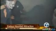 Репортерка потрошена от зомбита