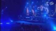 Aca Lukas - Spavaj Beograde - (LIVE) - (Arena 2010)