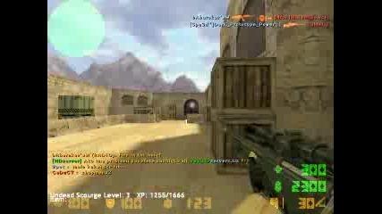 Counter Strike 1.6 My Gameplay
