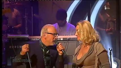 Vesna Zmijanac i Dino Merlin - Kad zamirisu jorgovani (LIVE) - Vece sa Ivanom Ivanovicem - 2011